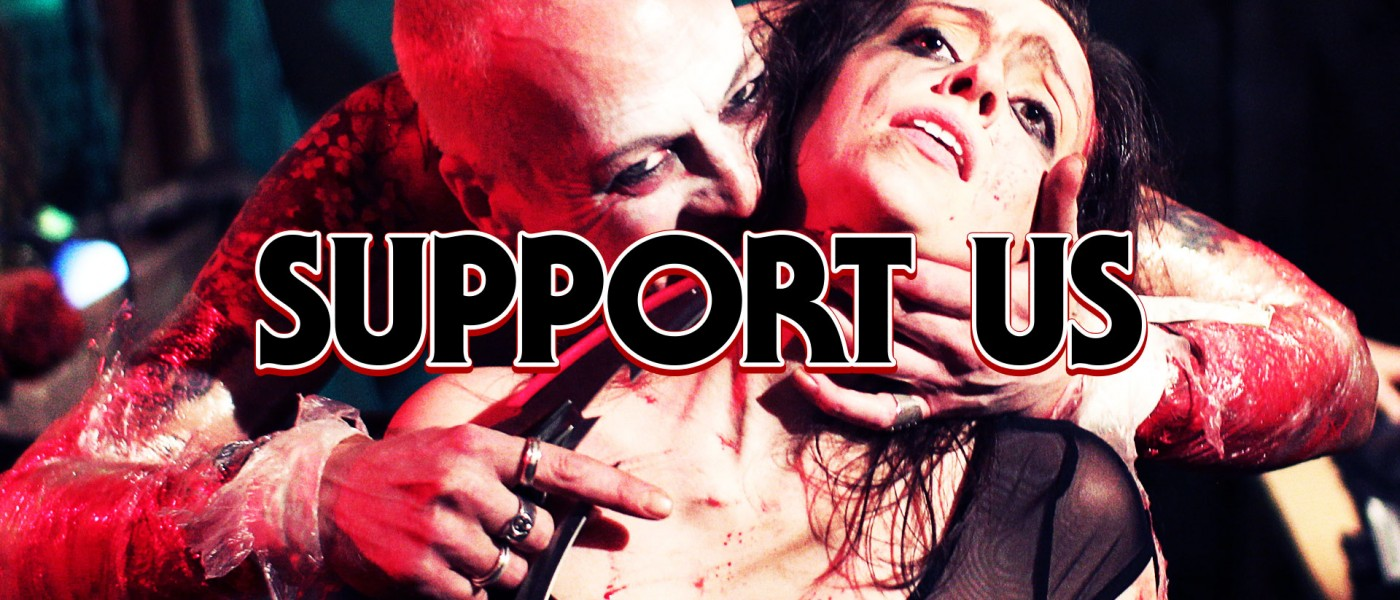Support Bloody Cuts